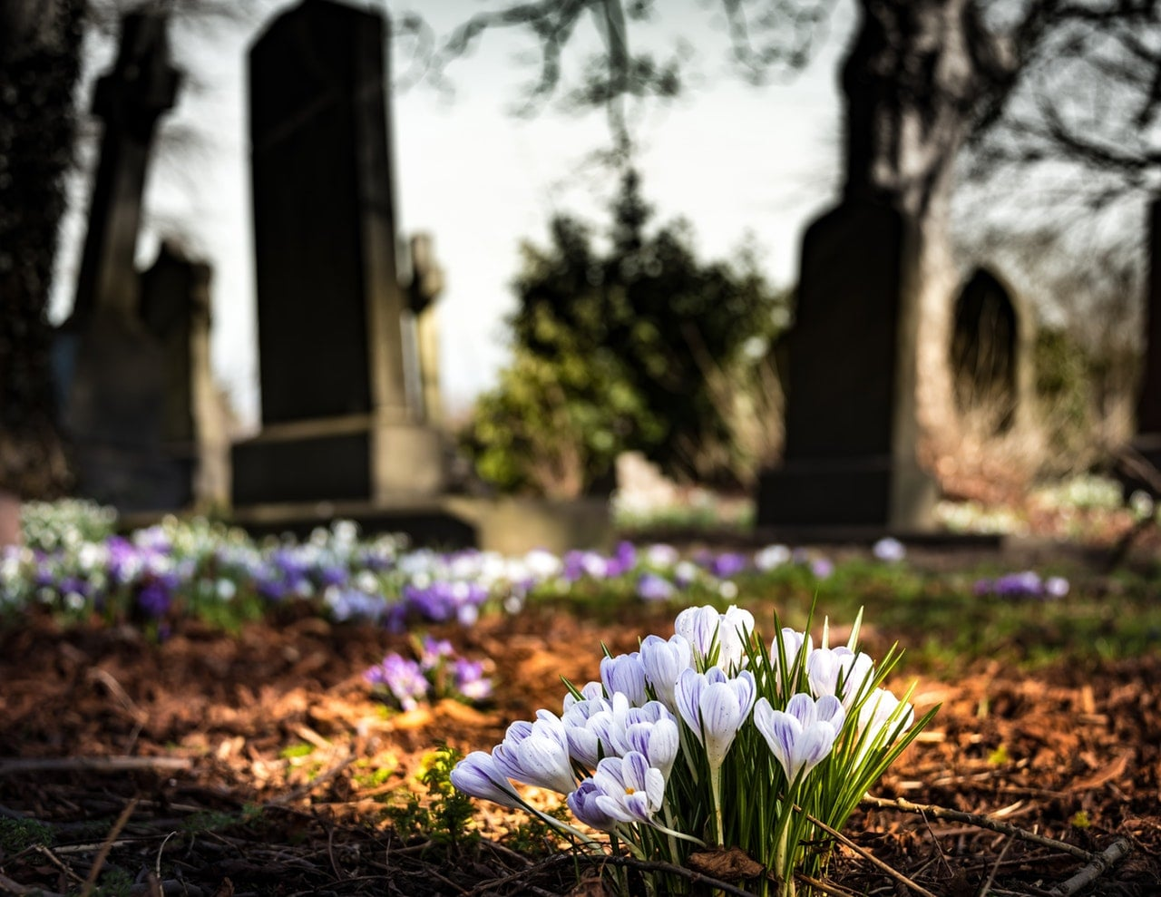 dealing with bereavement and funerals